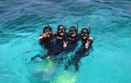「【石垣島ほか】日本最大のサンゴ礁域においてのシュノーケリング体験」のサムネイル画像