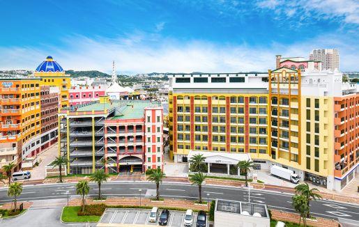 「レクー沖縄北谷スパ&リゾート」のサムネイル画像